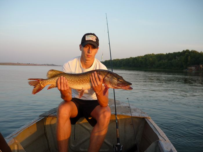 рыбалка в селитренном с берега